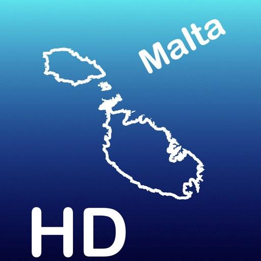 Aqua Map Malta - GPS marino