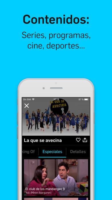 download Mitele - TV a la carta apps 0