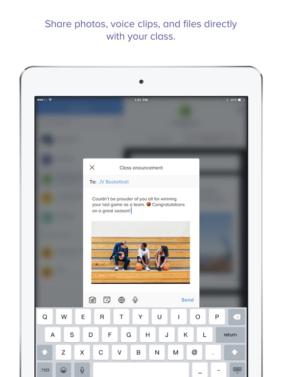 Image of Remind: Fast, Efficient School Messaging for iPad