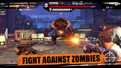 Zombie Attack - Sniper Shoot Скриншоты3