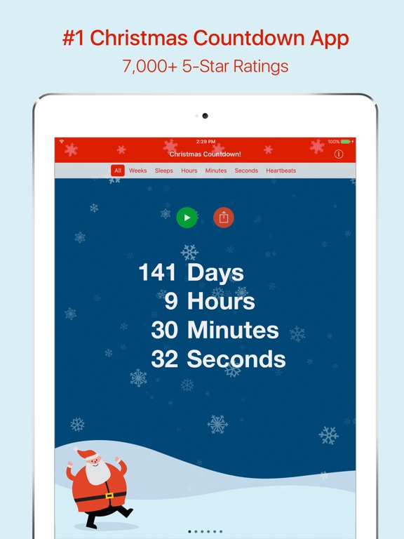 Christmas Countdown! on the App Store