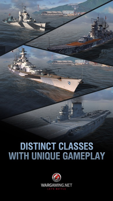 World of Warships Blitz Screenshots