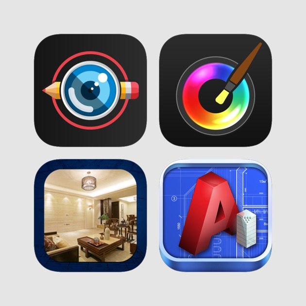 Ultimate Art Studio - for Graphic illustration, Sketches, Interior Plan &  CAD Design on the App Store