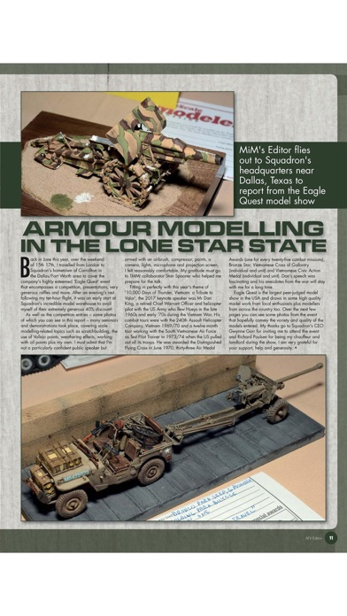 Military Illustrated Modeller Afv review screenshots