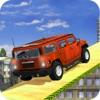 Smashy 4x4 Jeep 3D Stunt Sim