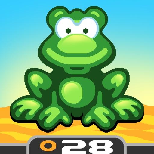 青蛙伯特:Frogbert【物理益智】