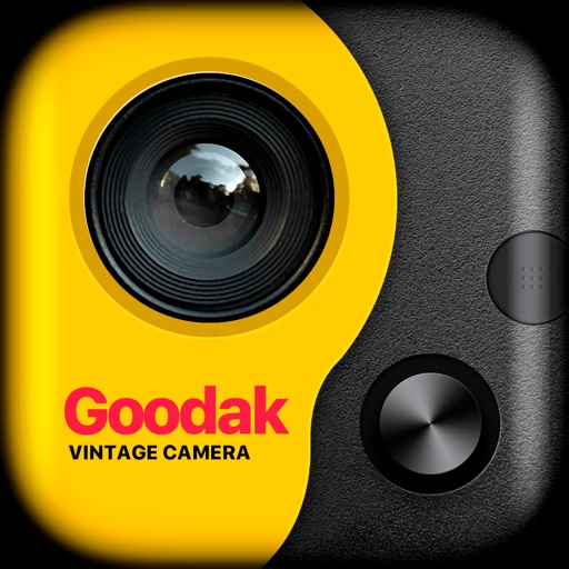Goodak - レトロフィルムカメラ