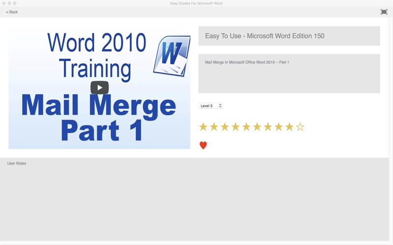 Easy Guides For Microsoft Word Screenshot - 5