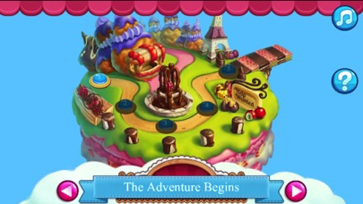 Ликвидация десерта - Малые игр