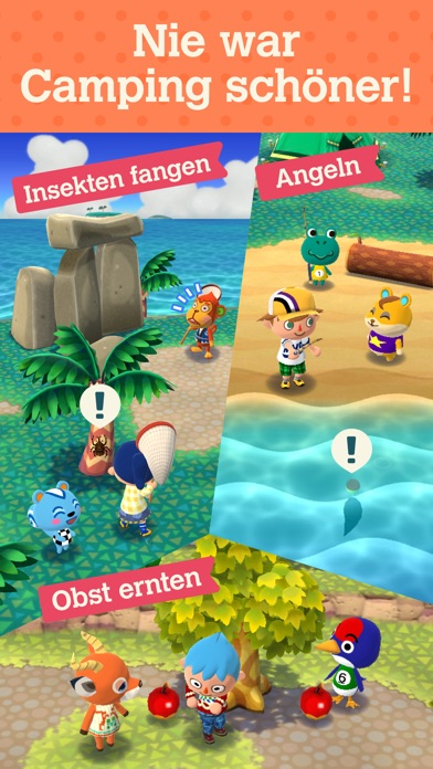 Screenshot 3 Animal Crossing: Pocket Camp