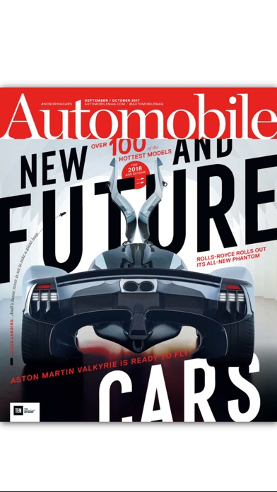 Automobile Magazine review screenshots