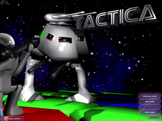 Tactica Screenshots