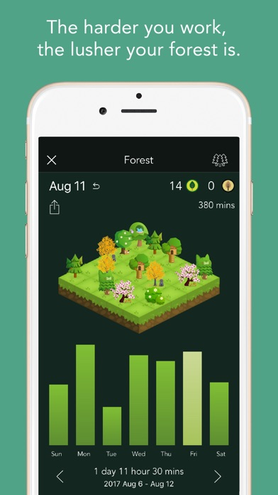 download Forest - Stay focused apps 2
