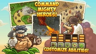 Kingdom Rush Frontiers screenshot 3