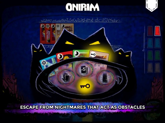 Screenshot #3 for Onirim - Solitaire Card Game