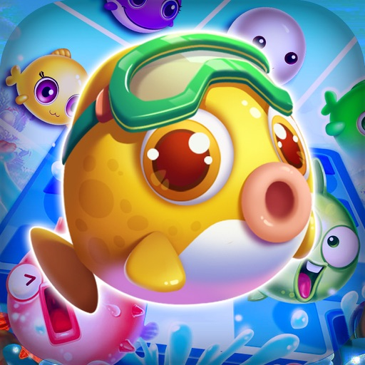 charm fish mania match quest by miik technology co limited