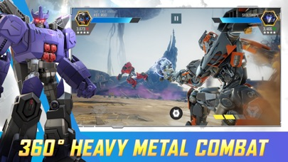download TRANSFORMERS: Forged to Fight apps 2