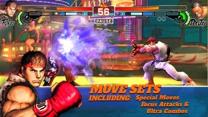 Street Fighter IV CE Screenshot