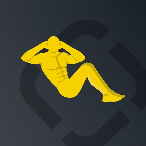 Runtastic Sit Ups – Ab Workouts, Abs Trainer & Counter