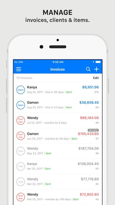 Tiny Invoice AppAddict - Tiny invoice website