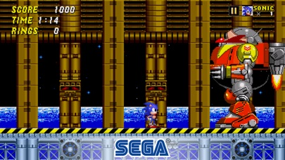 Sonic the Hedgehog 2 (International) Screenshot 4