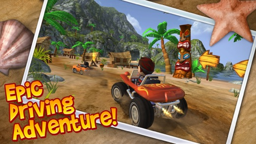 Beach Buggy Blitz Screenshots