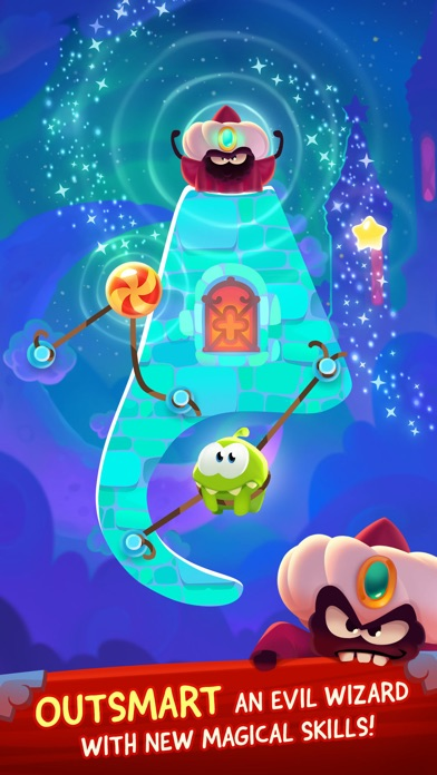 Cut the Rope: Magiс GOLD Screenshot