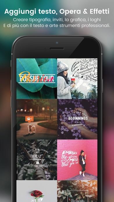 Screenshot of PicLab HD - Design Studio2