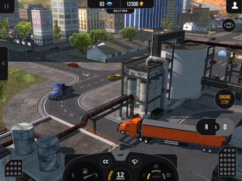 Truck Simulator PRO 2 screenshot 3