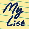 MyList - Multi-Purpose Lists Wiki