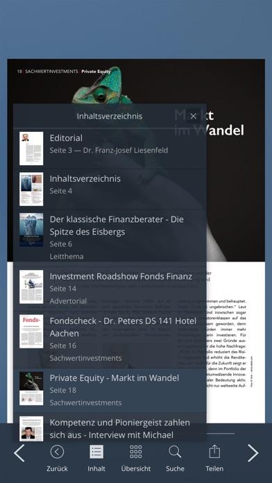 FinMag – Die Finanzmagazine screenshot 3