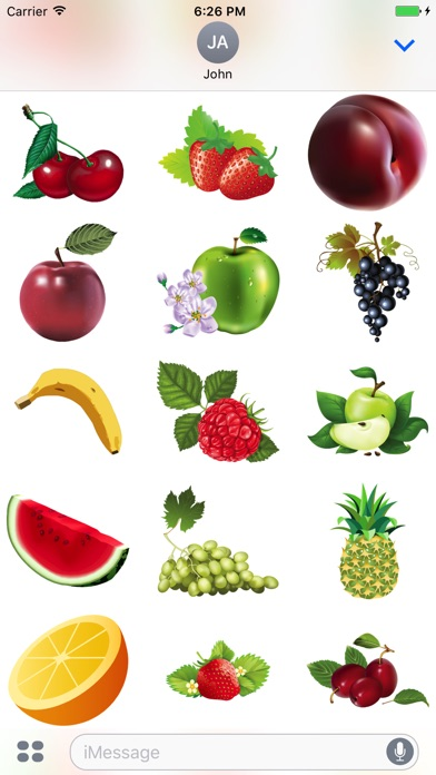 download Best Cartoon Fruits Pack apps 2