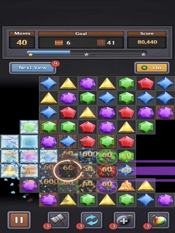 Jewelry Match Puzzle Скриншоты8