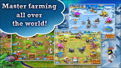 Farm Frenzy 3  Farming game IPA Cracked for iOS Free Download
