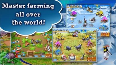 Игра веселая ферма на самсунг