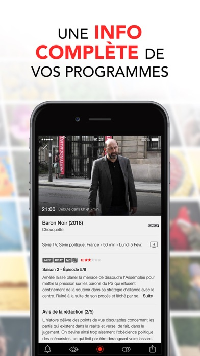 download Programme TV Télé-Loisirs apps 2