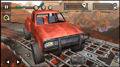 Impossible Car Stunt Track screenshot 2