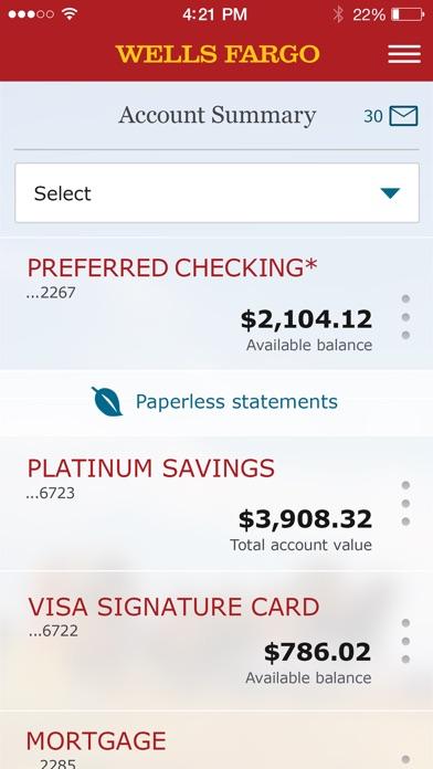 download Wells Fargo Mobile apps 0