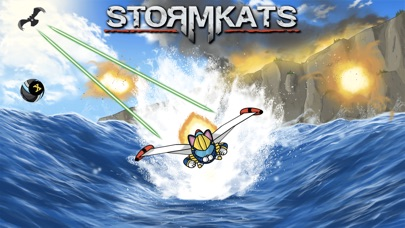 Stormkats iOS Screenshots