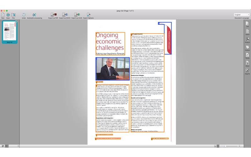 Readiris Pro Mac 破解版 强大的PDF和OCR识别应用-麦氪搜(iMacso.com)