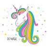 Rajneesh Mishra - Stunning Unicorn Stickers  artwork