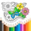 Anti-stress Coloring Book Calm
