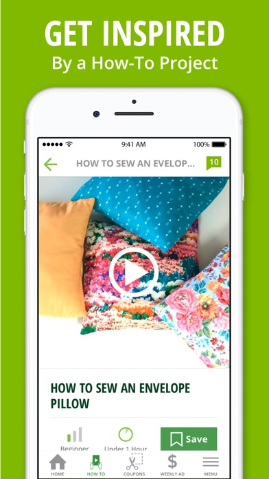 download JOANN - Crafts & Coupons apps 1