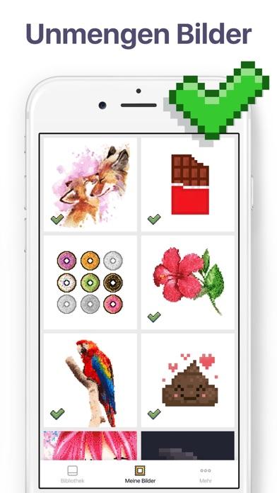 Screenshot 2 Pixel Art - Malen nach Zahlen