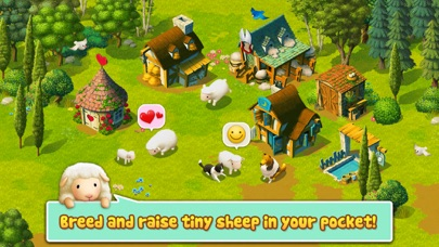 Tiny Sheep : Pet Sim on a Farm Скриншоты4