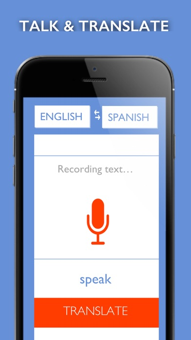 Translate - Text & Voice screenshot 2
