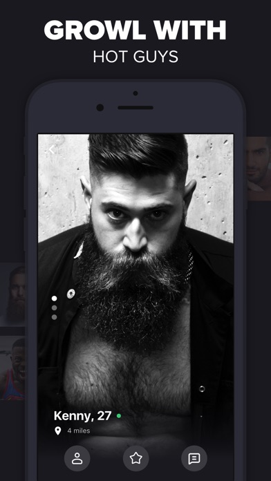 download Grizzly- Gay Dating & Chat appstore review