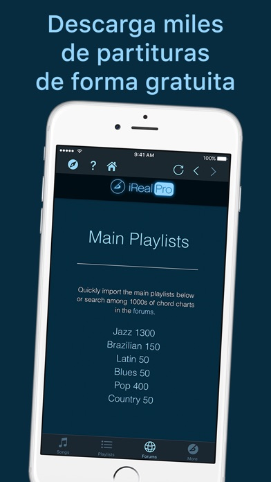 download iReal Pro apps 0