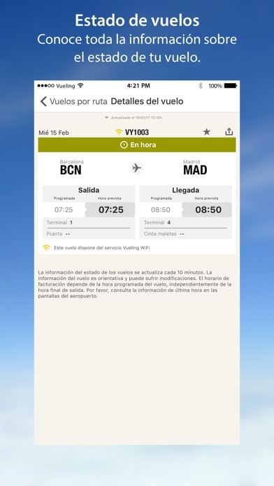 download Vueling - Vuelos baratos apps 4