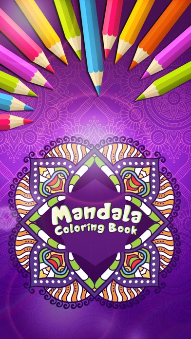 Mandala Draw Coloring Book App Download